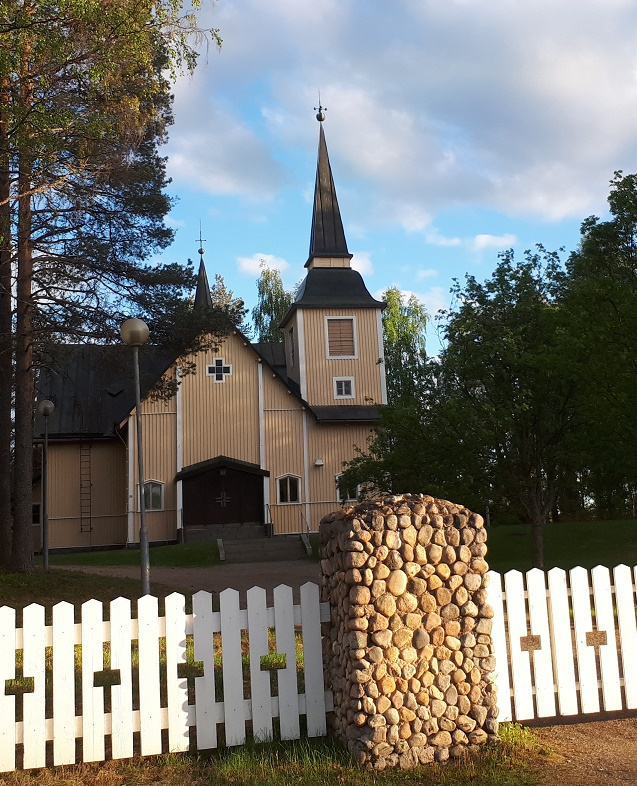 Kirkko Ranuan Seurakunta